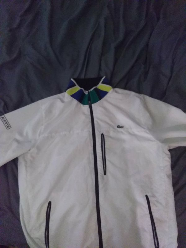 Lacoste suit xL but fit like and large 2018 edition