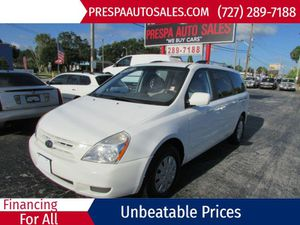 2010 Kia Sedona for Sale in Pinellas Park, FL