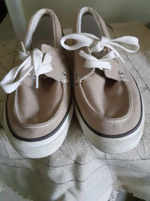 Converse One Star Deck Shoes Size 10.5 for Sale in Milford, MI