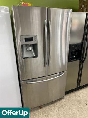 🚀🚀🚀French Door 3-Door Refrigerator Fridge Samsung With Icemaker #1008🚀🚀🚀 for Sale in Merritt Island, FL