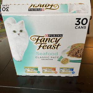 Fancy Feast Seafood Classic Pate Cat Food for Sale in Redmond, WA