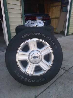 Tires and rims for Sale in Kenosha, WI
