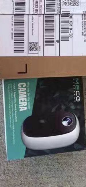 Brand New In door and out door wireless camera with Phone app control for Sale in Westerville, OH