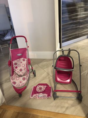 Grace stroller and carseat/high chair for Sale in Sunny Isles Beach, FL