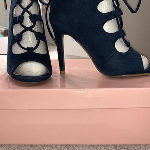Navy Blue Heels for Sale in Phoenix, AZ