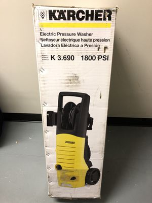 Karcher Electric Pressure Washer for Sale in Columbus, OH