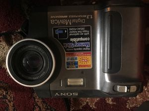 Sony Camera for Sale in Homer Glen, IL