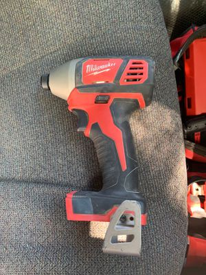 Milwaukee 1/4 Hex Impact for Sale in Solvang, CA