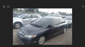 2007 Honda Civic Hybrid for Sale in Brooksville, FL
