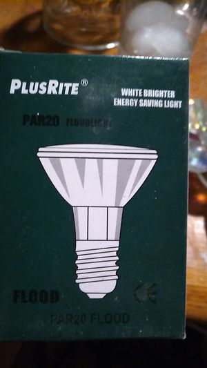 Prism and plusrite light bulbs for Sale in Phoenix, AZ
