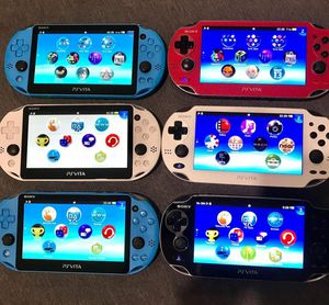 6 ps vitas for Sale in Los Angeles, CA
