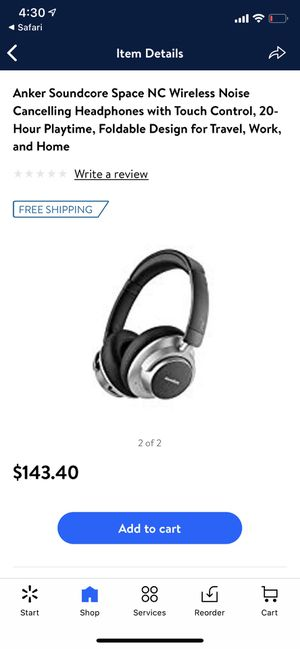 Anker headphones for Sale in Imperial, PA