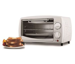 Toaster Oven Broiler Kitchen Tostadora Horno Grill Brentwood 9L (4 Slices )TS-345W for Sale in Miami, FL
