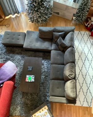 Sectional couch for Sale in Graham, WA