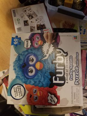 Unopened furby puzzle for Sale in Scottsdale, AZ