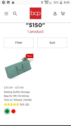 Rollable duffle bag for Sale in Pataskala, OH
