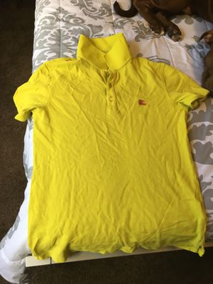 Burberry shirt size medium for Sale in St. Petersburg, FL
