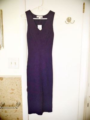 MICHAEL KORS Ribbed V-Neck Sweater Dress Size S Small NWT for Sale in Palmetto Bay, FL