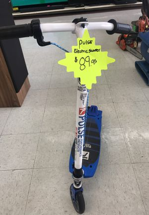 Pulse electric scooter for Sale in Austin, TX