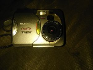 Olympus digital camera with 40x zoom lens for Sale in Stockton, CA