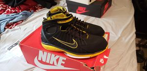 Air Zoom Huarache 2k4 'black maize' kobes for Sale in South Gate, CA