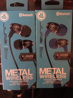 Skull Candy Metal wireless earbuds for Sale in Chandler, AZ