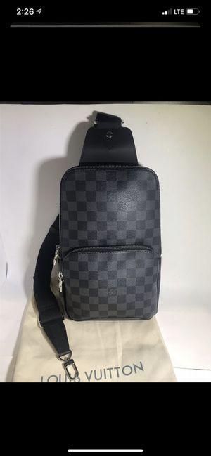 Louis Vuitton Avenue sling bag for Sale in Weston, NE