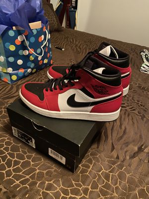 Air Jordan 1 mid for Sale in Dallas, TX