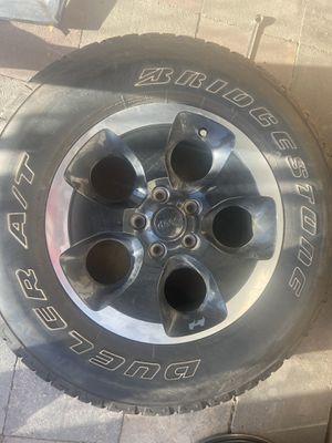 Jeep Jk Wheel & Tire for Sale in Moreno Valley, CA