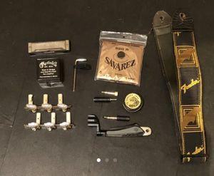 Guitar and bass accessories for Sale in San Francisco, CA