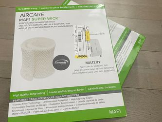 AIRCARE MAF1 Replacement Wick Filter 2 Boxes !! for Sale in Queens,  NY