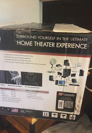 Home theater speaker system for Sale in Herndon, VA