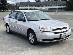 2004 Chevy Malibu for Sale in Tacoma, WA
