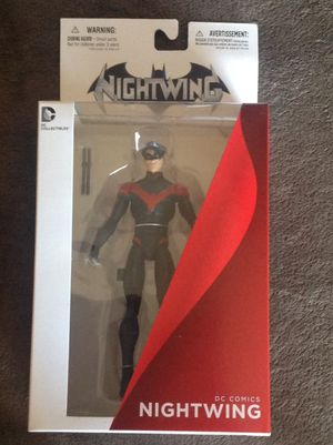 Night wing Action figure for Sale in Gibsonton, FL