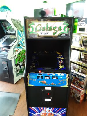 Arcade multi cade 60 in 1. Galaga, Ms pacman, Centipede for Sale in Whitehall, OH