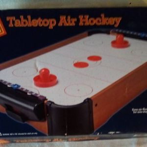 BRAND NEW IN BOX TABLE AIR HOCKEY for Sale in Concord, NH