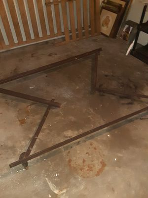 All Size Metal Bed Frame Twin, Full, Queen, King for Sale in Florissant, MO