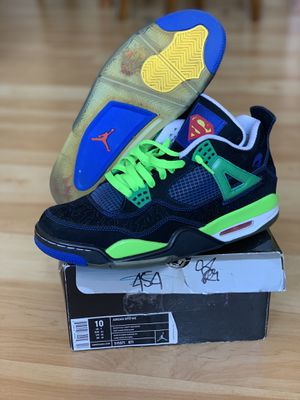 Jordan retro 4 doernbecher for Sale in Reston, VA