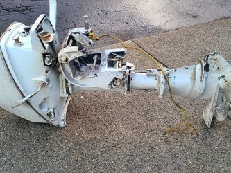 4hp Outboard Motor for Sale in Winthrop,  MA