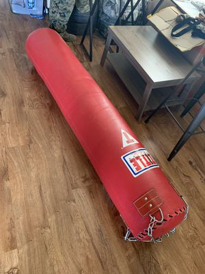T punching bag for Sale in San Angelo, TX
