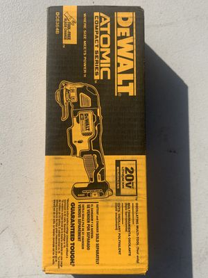 Dewalt Atomic Multi Tool ( TOOL ONLY) for Sale in San Jose, CA