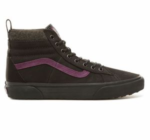 Vans x Blake Paul Mens Size 13 Sk8-Hi 46 MTE DX Black Purple New in Box No Lid for Sale in French Creek, WV
