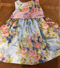 Toddler girls multi-layer flower gown for Sale in South Windsor,  CT