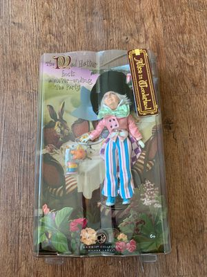 The Mad Hatter Barbie Collector Silver Label for Sale in Lincoln, CA