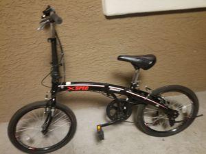 Xspec folding bike for Sale in Phoenix, AZ