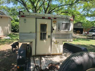 Texsun camper for Sale in Bruceville,  TX