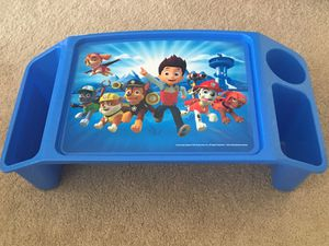 Paw Patrol Kids Lap Desk for Sale in Dublin, OH
