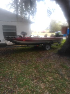 Bass boat for Sale in Lake Wales, FL