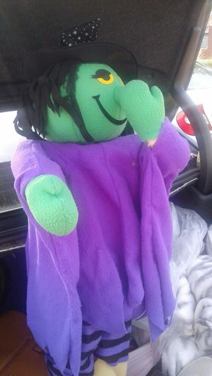 Halloween witch for Sale in Inver Grove Heights, MN