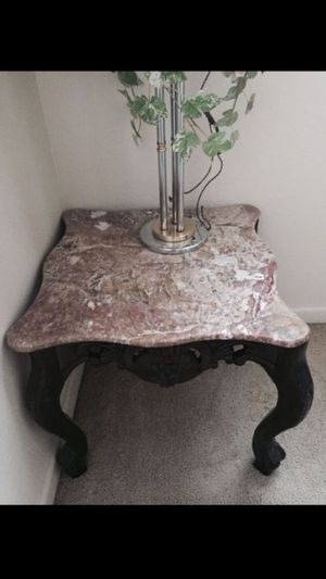 Marble table for Sale in Madera, CA